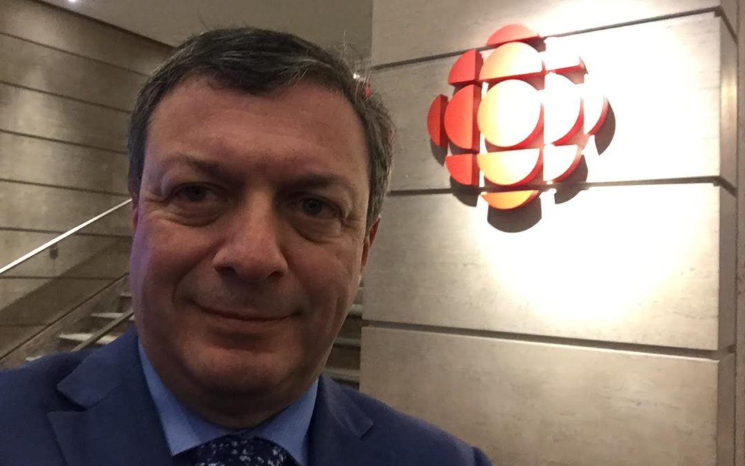 Landlord Licensing on CBC Ottawa Morning