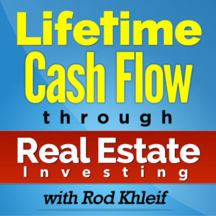 Victor on the Lifetime Cash Flow Through Real Estate Podcast