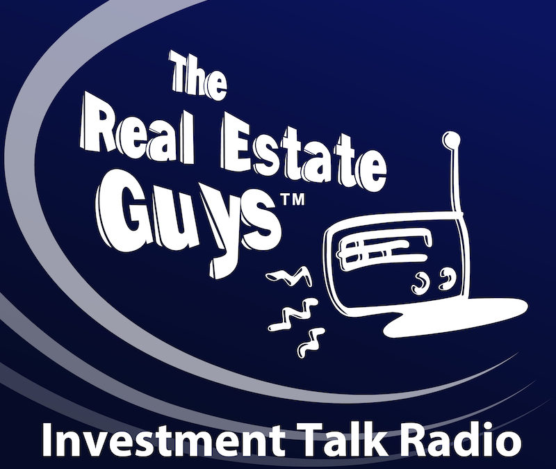 Victor on The Real Estate Guys Radio Show
