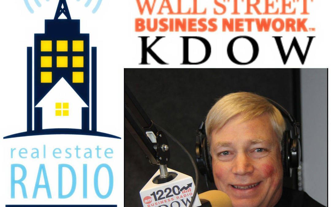 Talking Raising Capital with Tom Wilson on KDOW San Francisco